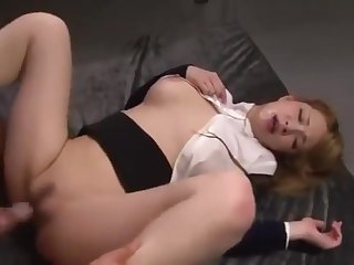 Mion Sonoda group sex fuckking office lady japanese girl big tits