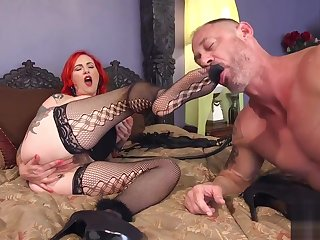 Hookers Revenge: Pegging, Humiliation and Enslavement