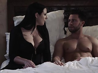 Erotic fucking between a cheating wife Angela White and her boss