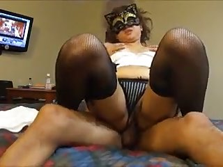 I had a great time jerking off to this amateur anal action