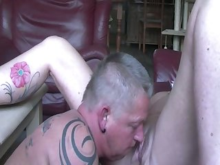 You can't beat an enthusiastic real couple and these two love fucking on camera