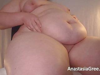 big soft tummy