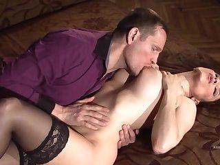 italian MILF Roberta Gemma hot sex video