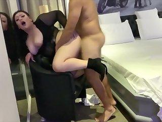 Chubby mature Amateur fuck hard