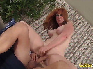 Golden Slut - Fornicating With a Mature Lady, Compilation