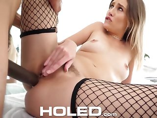 Mazzy Grace - Deep Anal Inspection Of Tight Trimmed Blonde
