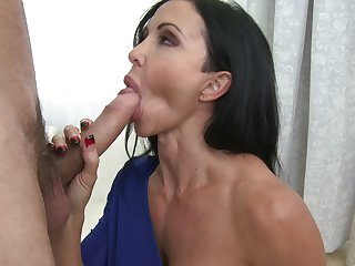 Pierced nipples pornstar Jewels Jade gets fucked balls deep
