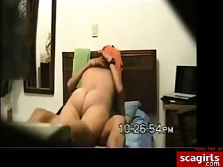 Married couple hot night sex