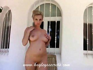 German Susanne Outdoor MILF